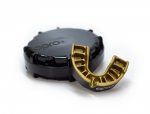 GOLD OPRO Black/Gold Mouthguard