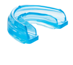 Braces Mouthguard Upper Only Adult Blue Strapless