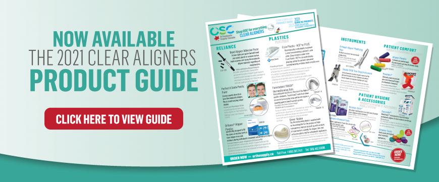 2021 New Clear Aligner User Guide