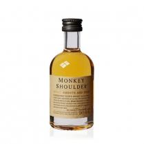 Monkey Shoulder Blended Malt Whisky Mini 50ml