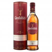 Glenfiddich 15 YO Single Malt 700ml