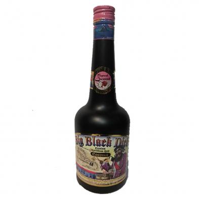 Big Black Dick Coconut Rum 750ml