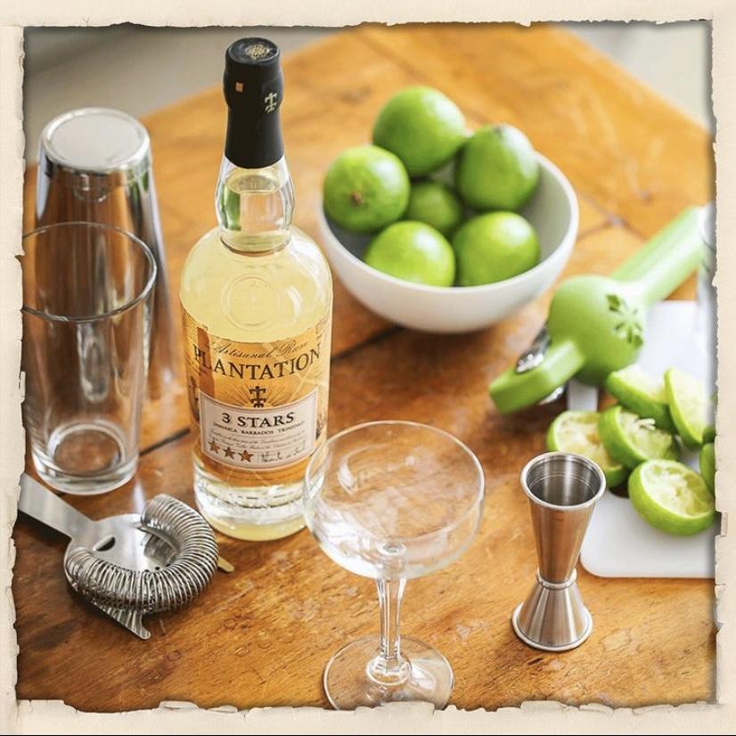 Plantation Rum, Three Stars 1L