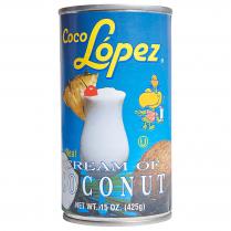 Coco Lopez  Coconut Cream 15oz.