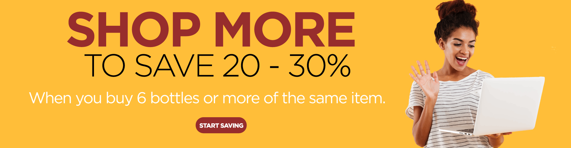Shop More to Save More
