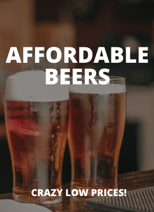 Shop Affordable Beers