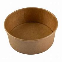 750ml Kraft Salad Bowl (Match lid PET750L)  360/cs