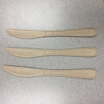Bio Knife Compostable 1000/cs