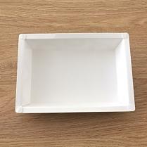 Paper Sushi Tray Green Design (Same as WL03ML) 400/cs