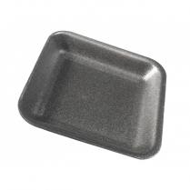 #14 Black Foam Tray (87814) 500/cs