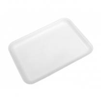 20S White Foam Tray (88120)  500/cs