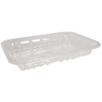 2D PET Clear Meat Tray  500/CS
