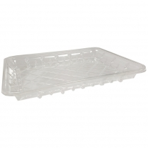 8P PET Clear Meat Tray  300/CS (699629)