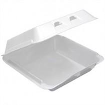 7.5x7.5x2.5 Hinged Foam Box (87544) 200/cs