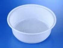 "FBM 7"" Deep Plastic Container (Fit Lid 179L) 300/cs"