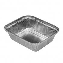 """5x8"""" Foil Container 2 1/4 lb 30G  500/case"""