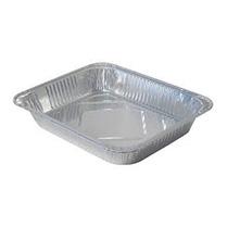 Half Size Shallow Foil Container 45840B (12*9*1.5) 100/cs