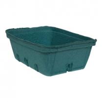 """7.5x7.5x3.24""""  Green Produce Pak 200/cs"""