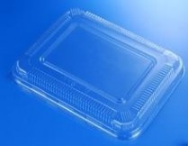 Lid for K022 Bento Box OPS Clear Lid (YS-1) 800/cs