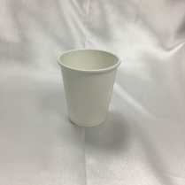 7oz White Cold Drink Paper Cup  1000/cs