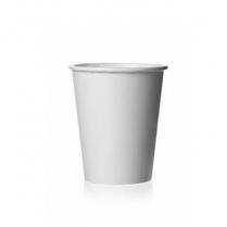 8oz Paper hot Cup White (Fit D80 Lid) 1000/cs