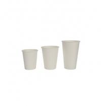 12oz Paper Coffee Cup White (Fit Lid D90) 1000/cs