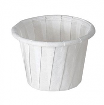 0.5oz Solo Paper Portion Cup   5000/cs (20 X 250 pcs)