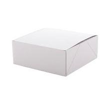 Cake Box 6.25x6.25x2.5   250/pk