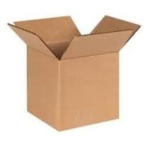 """#70 Corrugated Box 12x12x10"""" ECT51 25/bundle"""