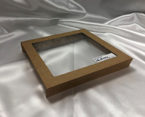 #5 Paper Lid/Window for CB9925 Catering Box 10pc/pk