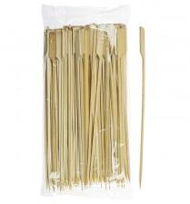 """10"""" Bamboo Skewer paddle sticks 100/bg (not regular stock)"""