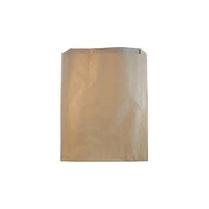 "Sandwich Bag Kraft 320250  6x0.75x6.75"" 1000/cs"