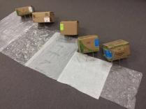35x50 Compostable Garbage Bag Strong 135/cs