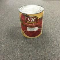 Tomato Paste 3.15kg x 6/cs (100oz liq 2.84L)