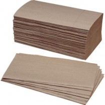 H125 Multifold Kraft Towel Diamond 16pkx 250' /cs