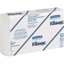 Kleenex White Slimfold Towel 24x90/cs