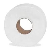 1Ply Jumbo Bath Tissue Kruger  8 x 2000'/cs
