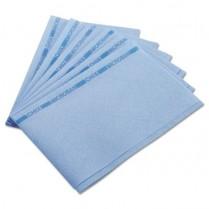 97110 Classic Chix Sontara Towel Blue 100pcs/cs