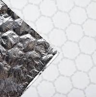 """Foil Insulated Sandwich Wrap 12""""x12""""(811055) 1000pcs/cs"""