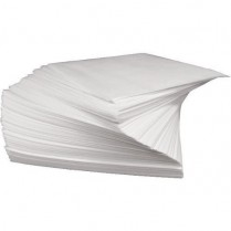 Dry Wax Patty Paper 5.25'X5.25' (1M/bx 12bx/cs)