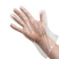 Poly Deli Disposable HDPE Glove (L) 500/pk