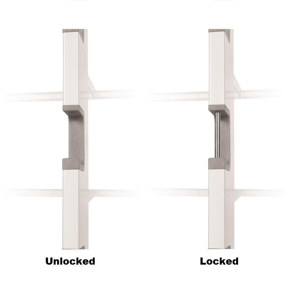 Alumina Remote Locking Rod