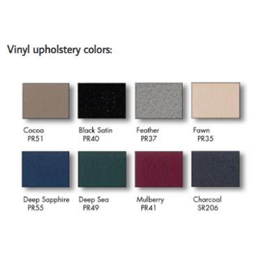 Vinyl Dispensing Stool
