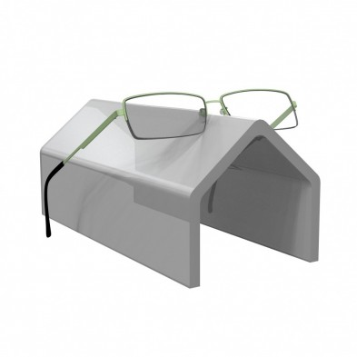 Countertop eyewear display