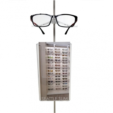 Eyewear Literature Holder