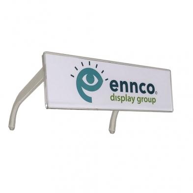 sign holder, glasses sign holder, frame display marketing holder, acrylic sign holder