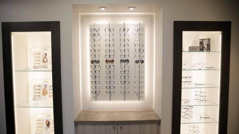 Eyewear and Optical Displays