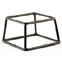 Rubber Coated Metal Pedestal 4