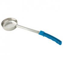 Portion Control Spoon Solid 8oz Blue