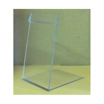 Plastic Easel Signage Holder 5
